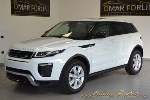 LAND ROVER Range Rover Evoque NUOVA 2.0TD4 SE DYNAMIC AUT.DOP.TETTO CAM NAVIFULL