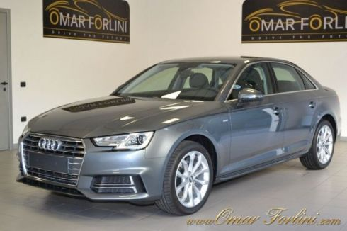 AUDI A4 NEW 2.0TDI S-TR.BUSIN.EDITION S-LINE FULLSCONTO25%