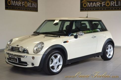 "MINI One  1.6 90CV CERCHI 16"" CLIMA FULL KM95.000 IN ORDINE!"