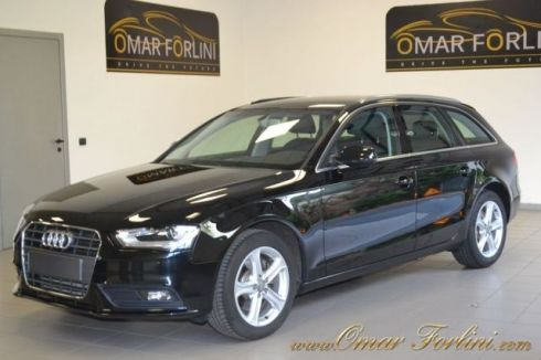 "AUDI A4 AVANT 2.0 TDI 150CV BUSINESS XENO 17""FULL KM12.000"