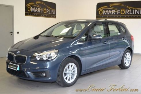 BMW 218 d ACTIVE TOURER ADVANTAGE AUT.NAVI PELLE KM35.000!