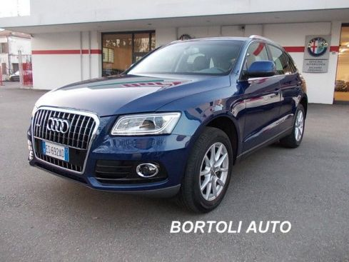 AUDI Q5 2.0 TDI 177CV 56.000 KM S TRONIC ADVANCED PLUS 4
