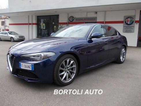 ALFA ROMEO Giulia 2.2 TD AT8 FULL OPTIONAL BUSINESS SPORT LAUNCH