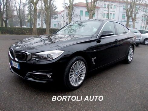 BMW 320 d xDrive GRAN TURISMO 49.000 KM LUXURY AUT FULL