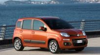 FIAT PANDA 4X4 1.3MJT NEW MODEL Km 0 2012