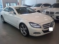 MERCEDES-BENZ CLS 350 CDI BLUEEFFICIENCY Usata 2011