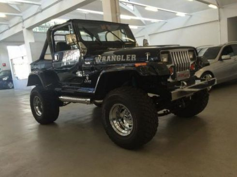 JEEP Wrangler 6.3 383 STROKERS