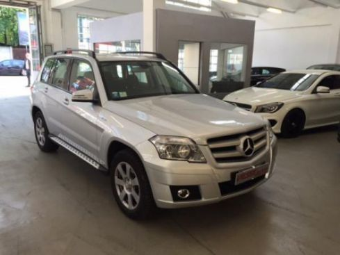 MERCEDES-BENZ GLK 220 4MATIC BLUEFF. AUTO