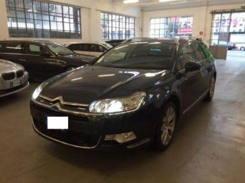 CITROEN C5 2.2 EXECUTIVE TOURER AUTO