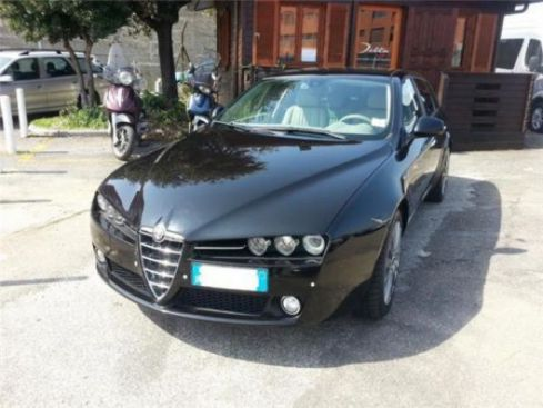 ALFA ROMEO 159 2.4 JTDM DISTINCTIVE 200CV QTRONIC