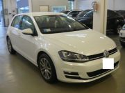 VOLKSWAGEN GOLF 1.6 TDI 5P. 4MOTION HIGHLINE BLUEMOTION TECHNOLOGY Usata 2013