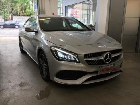MERCEDES-BENZ CLA 220 4 matic premium