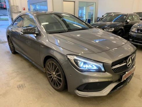 MERCEDES-BENZ CLA 220 4 matic ''White edition''