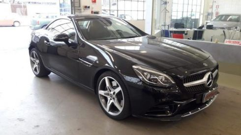 MERCEDES-BENZ SLC 200 Premuim