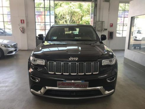 JEEP Grand Cherokee SUMMIT IVA. DED
