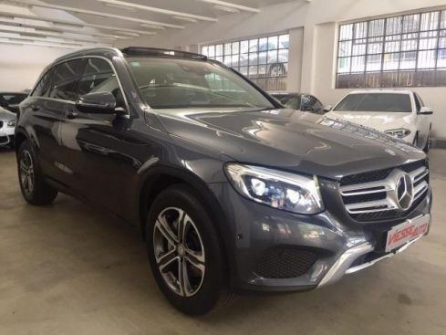 MERCEDES-BENZ GLC 250 4MATIC EXCLUSIVE AUTOMATIC
