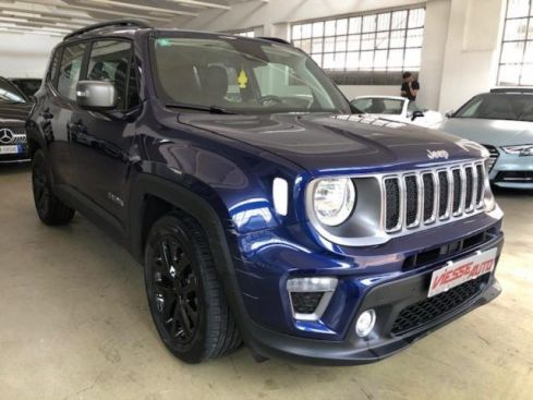 JEEP Renegade limited 1.3 bz 150 cv ddct