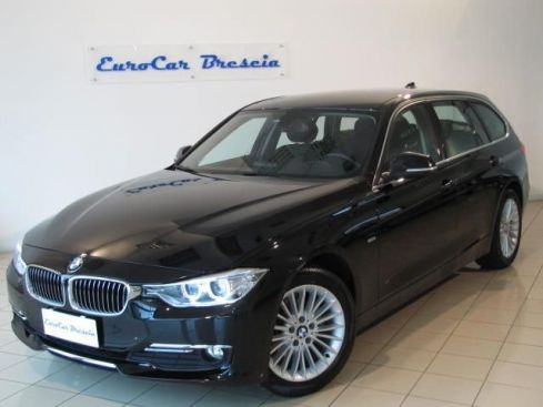 BMW  Serie 3 Touring 318d Luxury