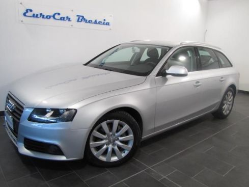 AUDI  A4 Avant 2.7 V6 TDI F.AP. mult. Advanced