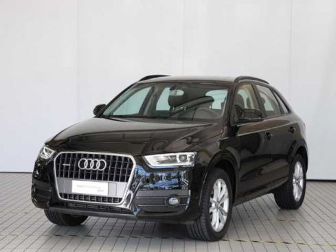 AUDI Q3 2.0 TDI 177 CV quattro Business Plus
