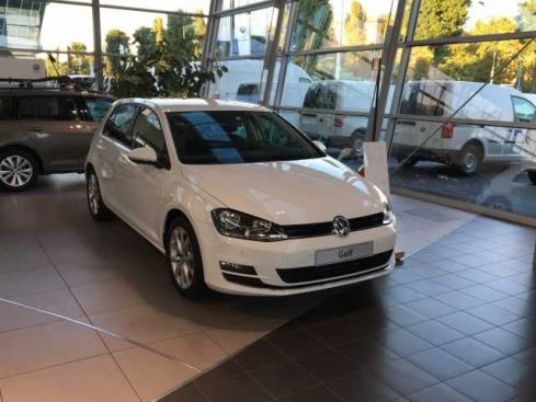 VOLKSWAGEN  Golf VII 1.6 TDI 110 CV DSG 5p. Executive BlueMot