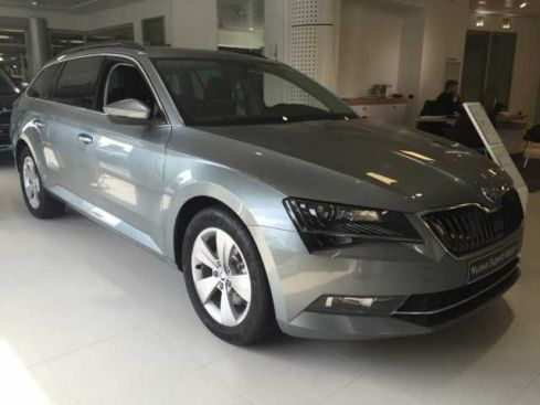 SKODA Superb 1.6 TDI Wagon Ambition