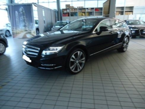 MERCEDES-BENZ CLS 350 CLS 350 CDI SW BlueEFFICIENCY 4MATIC