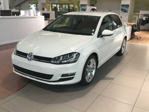VOLKSWAGEN  Golf VII 2.0 TDI 5p. 4MOTION Executive BlueMotion