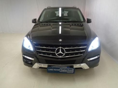 MERCEDES-BENZ ML 350 BlueTEC 4Matic Sport