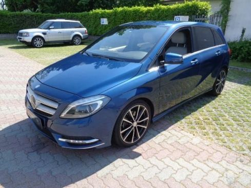 MERCEDES-BENZ B 180 CDI BlueEFFICIENCY Premium