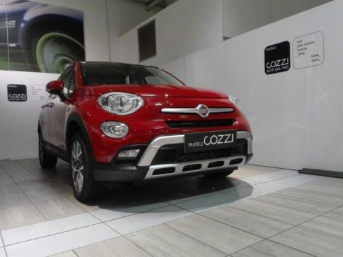 FIAT 500X  1.4 MultiAir 140 CV City Cross