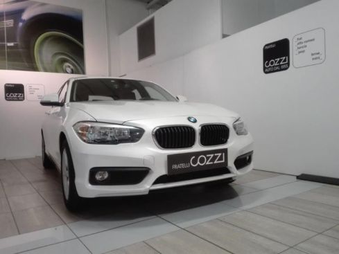 BMW 116  (F20) 116d 5p. Advantage con...