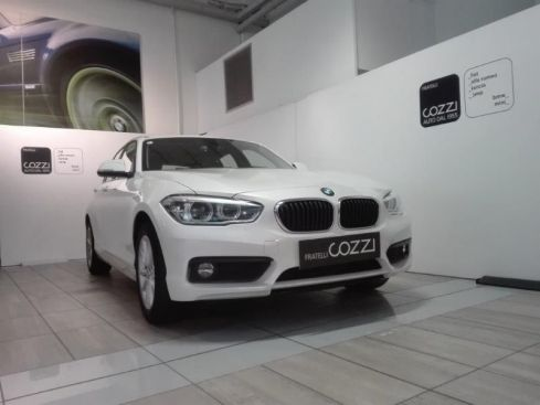 BMW 116  (F20) 116d 5p. Advantage AUTO