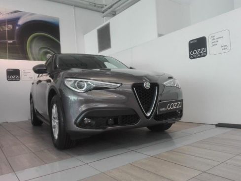 ALFA ROMEO Stelvio  2.2 Turbo Diesel 180 CV AT8 Business