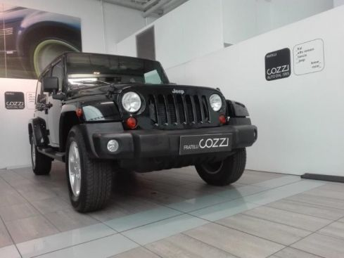 JEEP Wrangler  3ª serie Unlimited 2.8 CRD DPF...