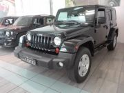 JEEP WRANGLER 3ª SERIE UNLIMITED 2.8 CRD DPF... Usata 2012