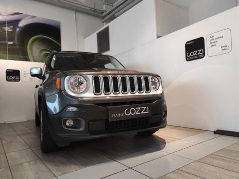 JEEP Renegade  1.6 Mjt 120 CV Limited TETTO APRIBILE
