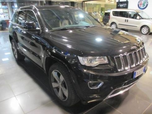 JEEP Grand Cherokee 3.0 V6 CRD 250 CV Multije