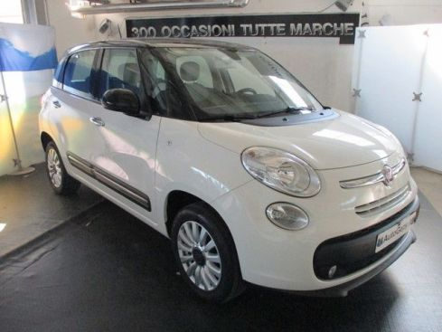 FIAT 500L 0.9 TwinAir Turbo Natural Power Pop