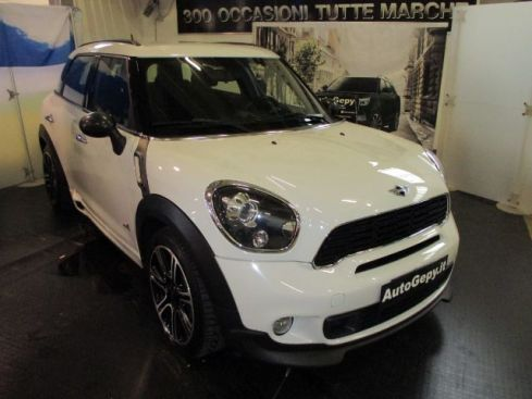 MINI Cooper  SD Countryman 2.0 ALL4