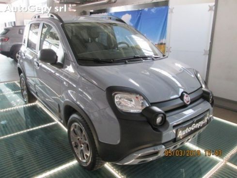 FIAT Panda 1.3 MJT 95 CV S&S City Cross