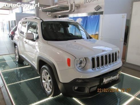 JEEP Renegade 1.6 Mjt 120 CV Limited,