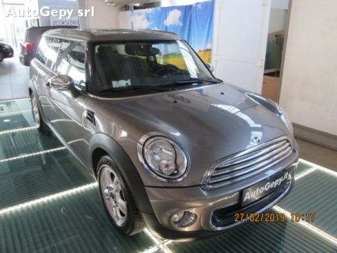 MINI Clubman 1.6 16V One