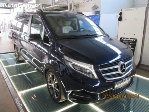 MERCEDES-BENZ V 250 d Automatic Premium Long