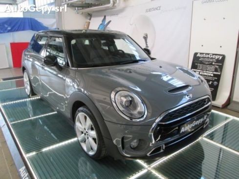 MINI Clubman 2.0 Cooper SD Hype ALL4 aut.,