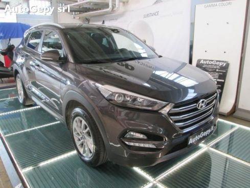 HYUNDAI Tucson 1.7 CRDi DCT XPossible