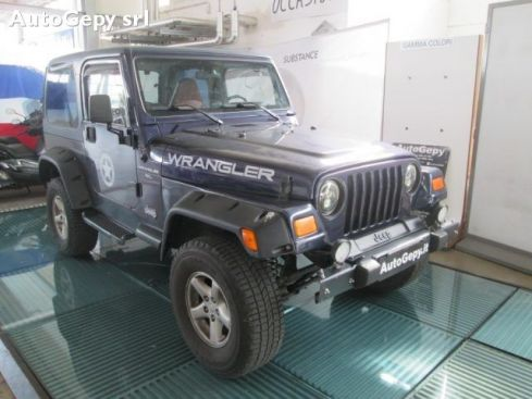 JEEP Wrangler 4.0 cat Hard top + Soft top (EU) ASI