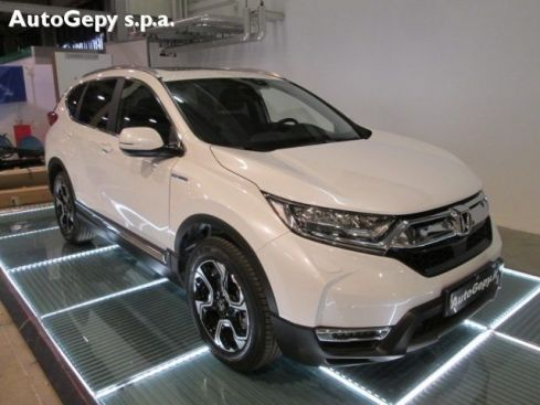 HONDA CR-V 2.0 Hev eCVT Executive Navi AWD