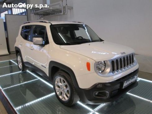 JEEP Renegade 1.6 M-JET LIMITED