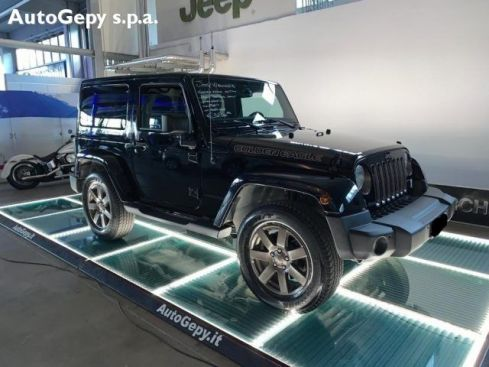 JEEP Wrangler 2.8 CRD GOLDEN EAGLE AUTO